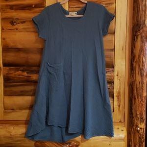 Boutique lagenlook top/dress 100% cotton